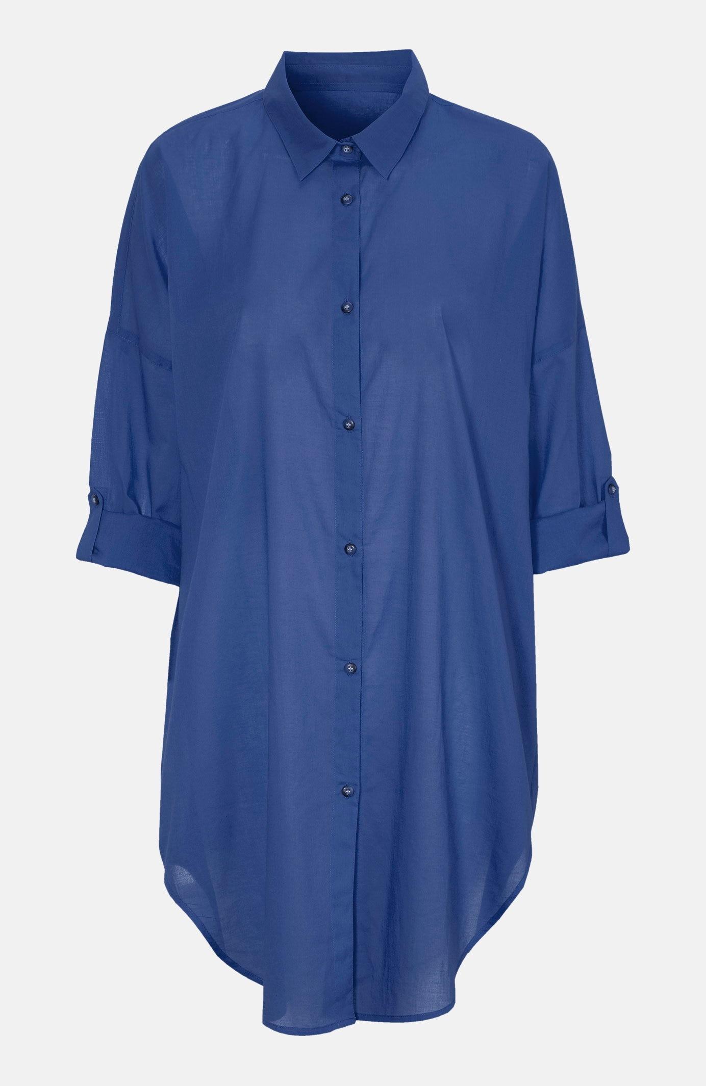 Tynn strandskjorte