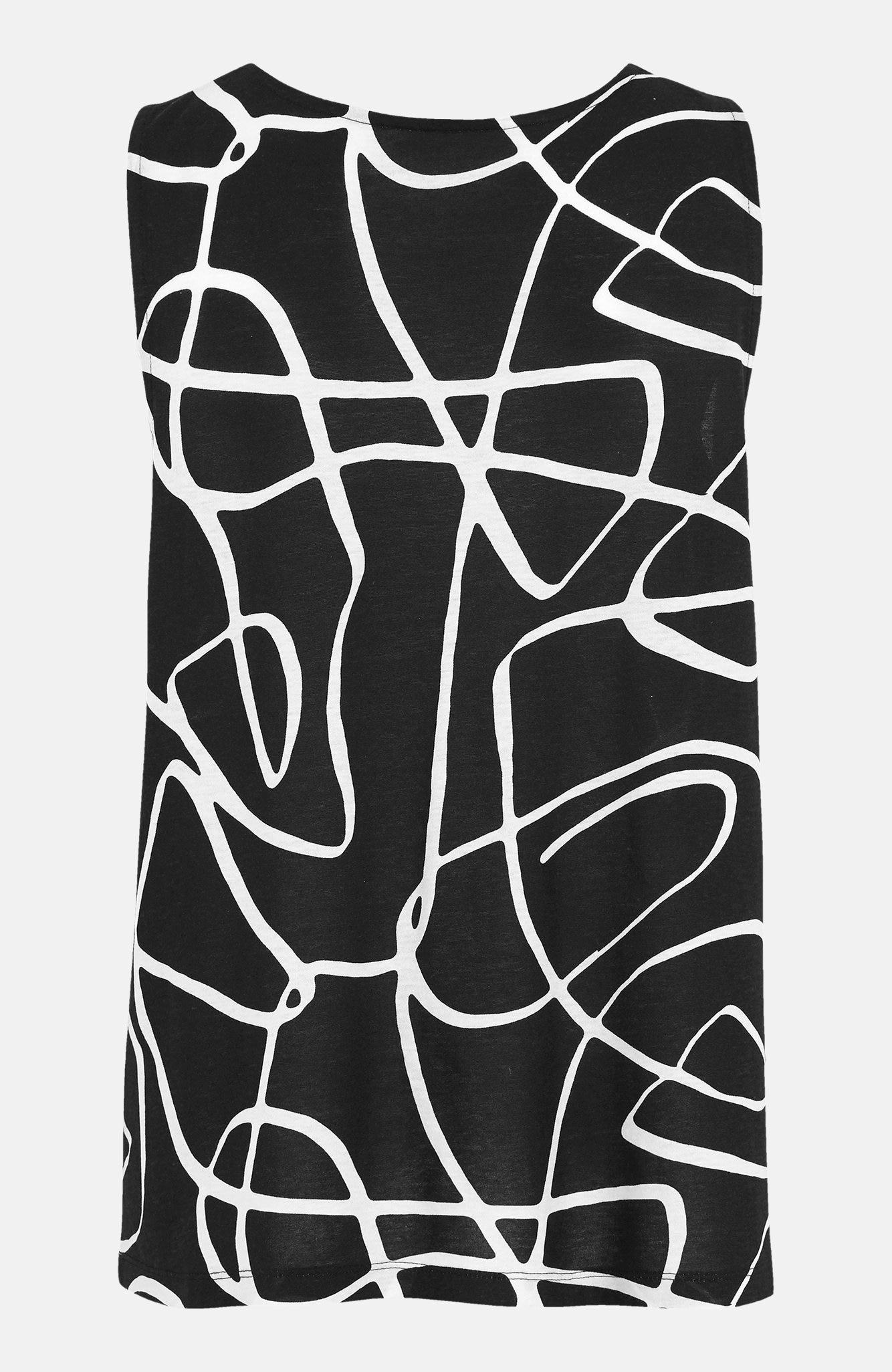 Ermeløs trikottopp