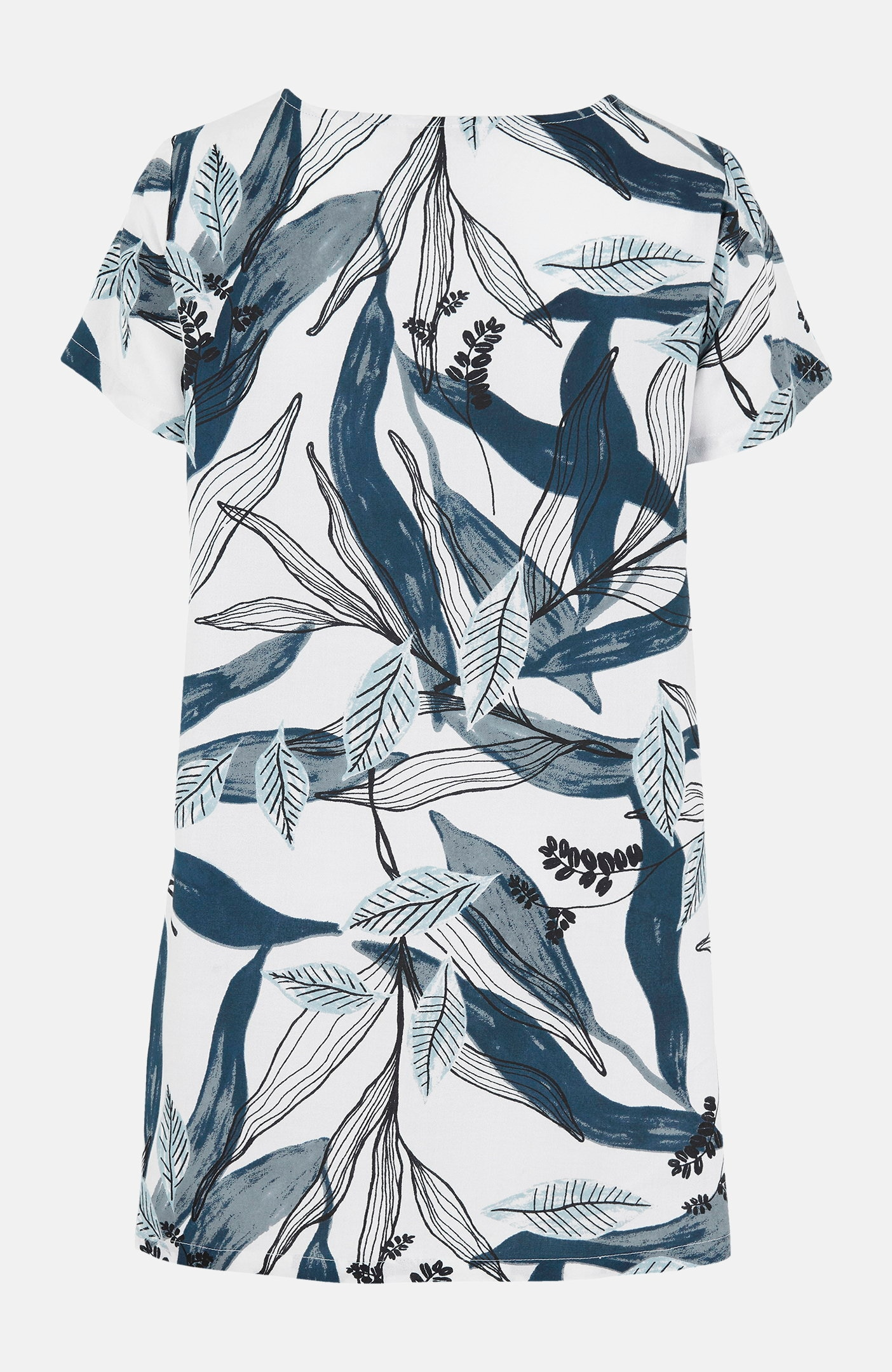 Mønstret tunika