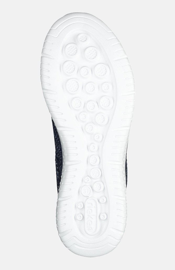 Strikkede sneakers