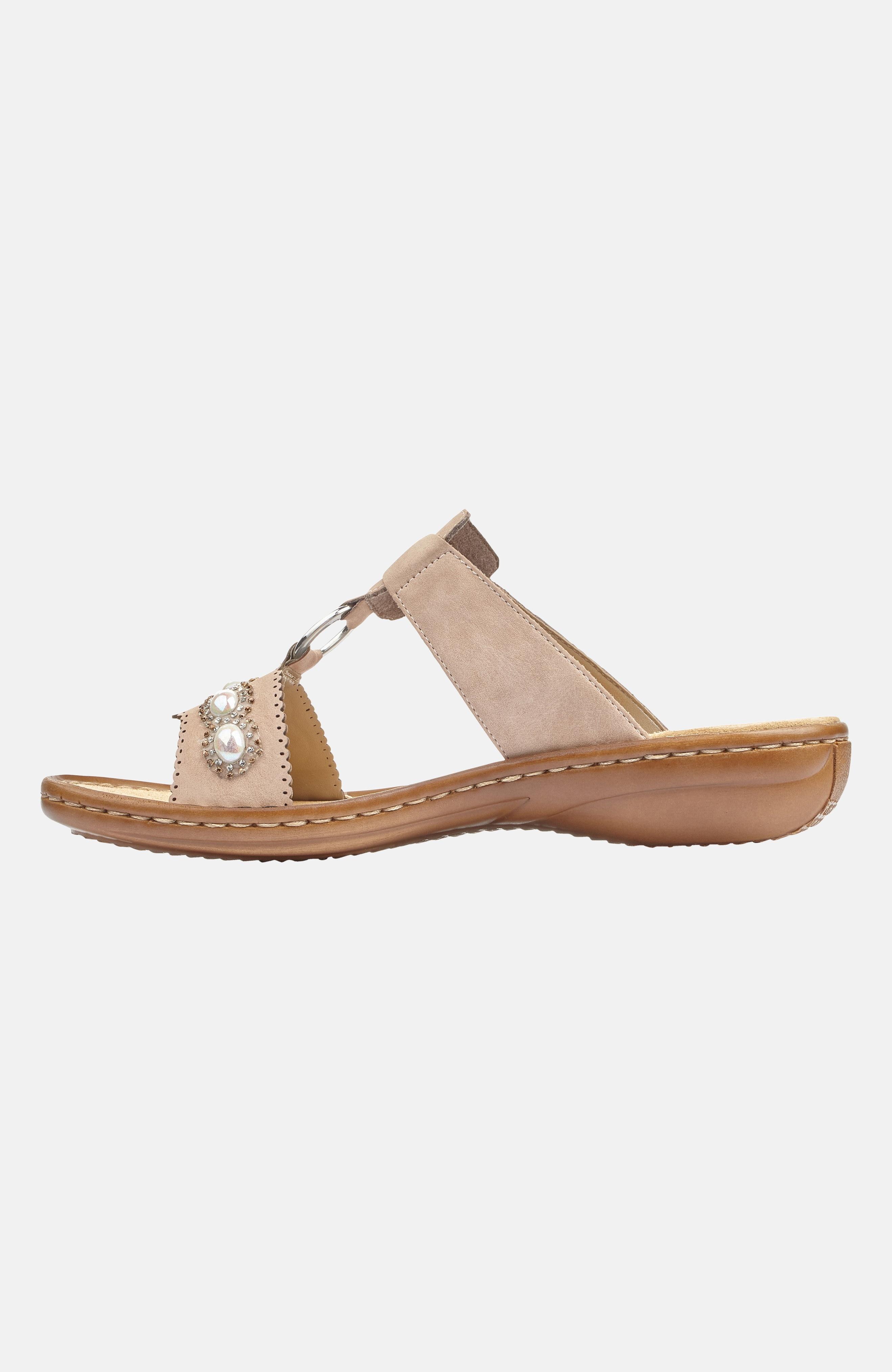 Slip in-sandal