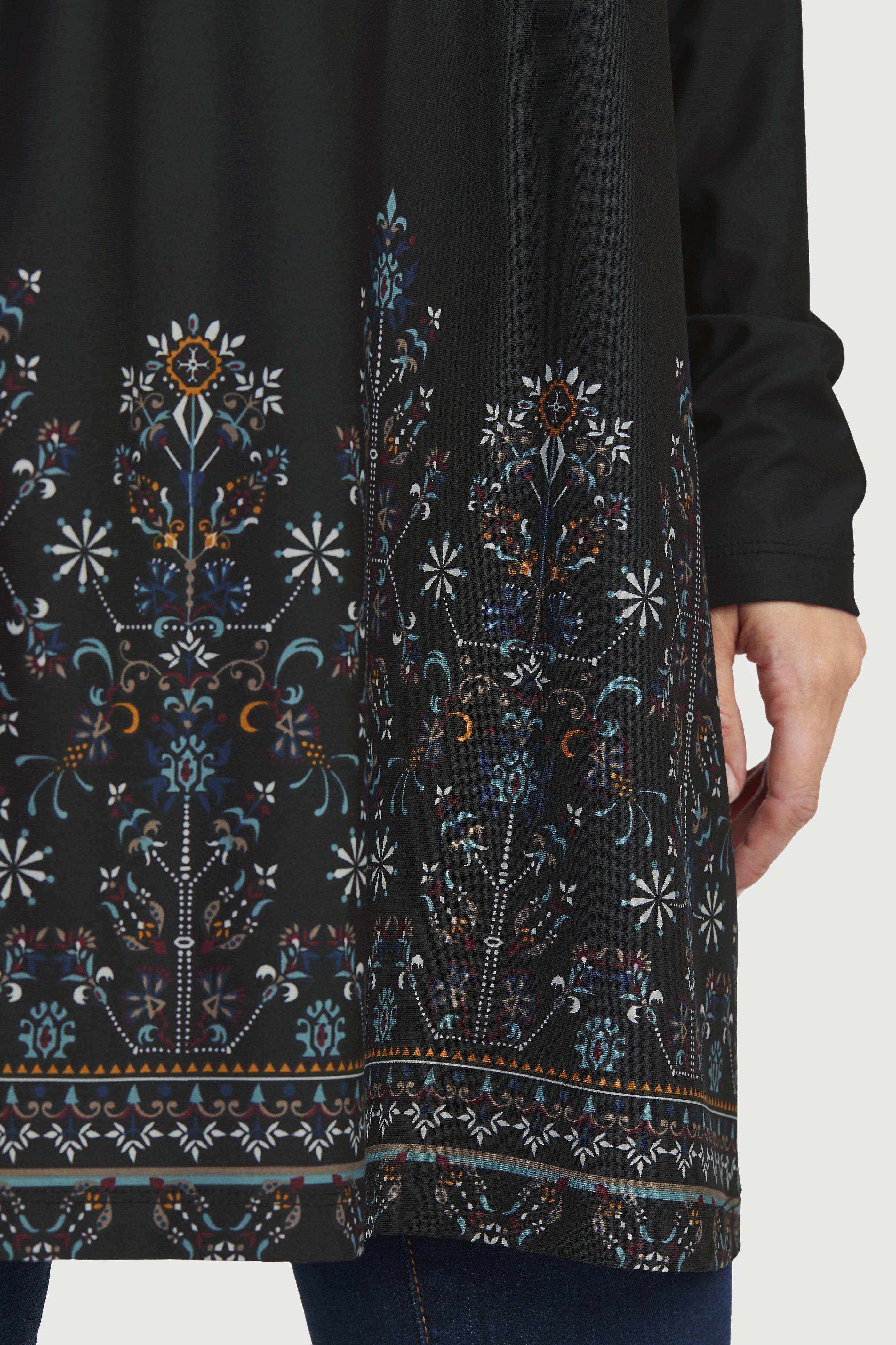 Tunika i jevn tricot