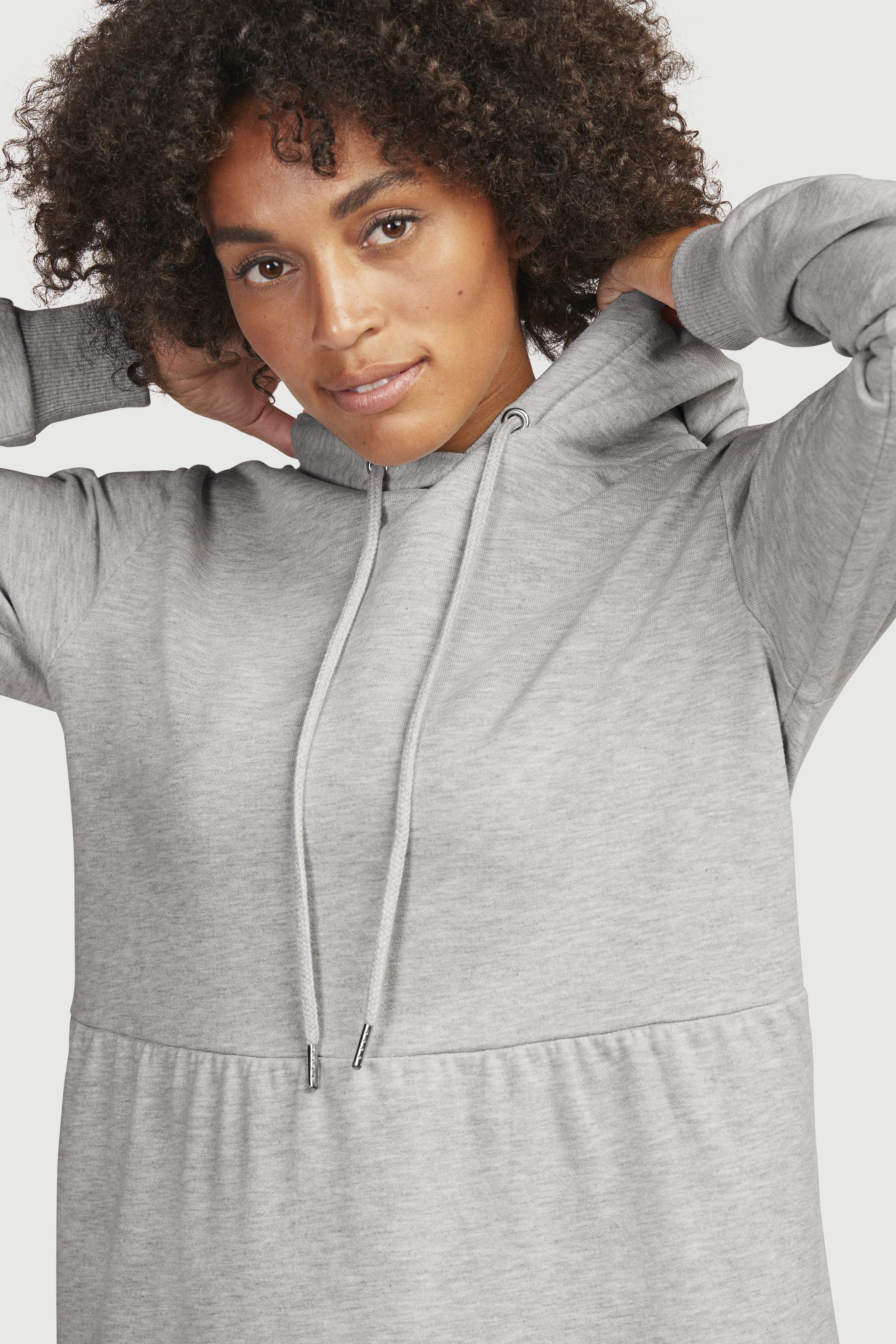 Sweatshirt-kjole