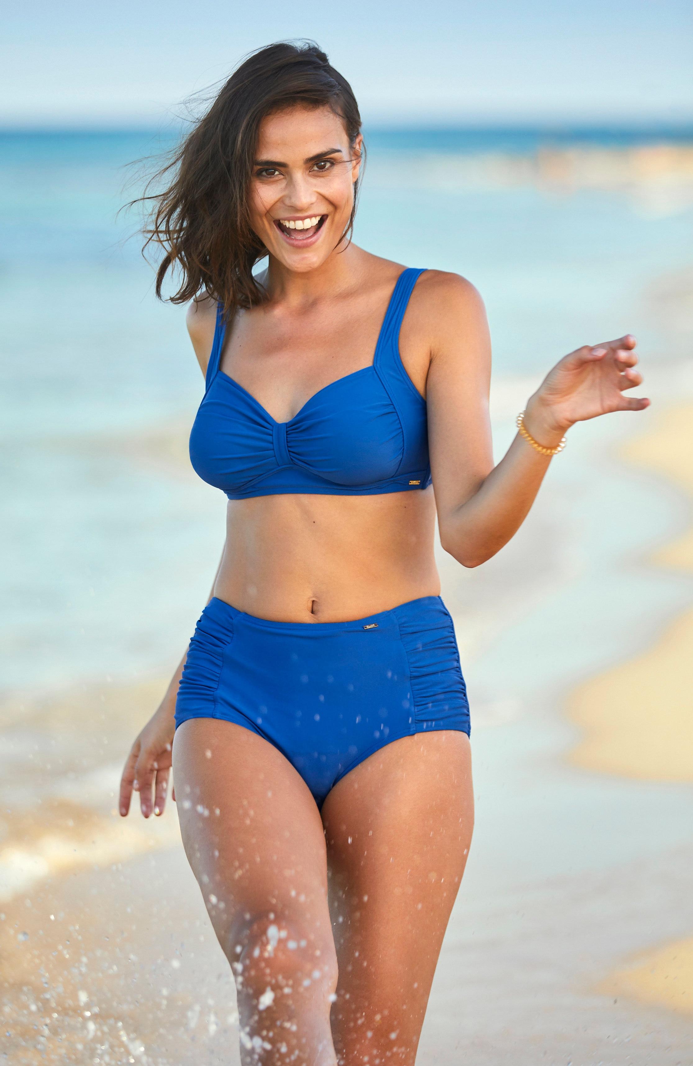 Bikinitruse høyt liv