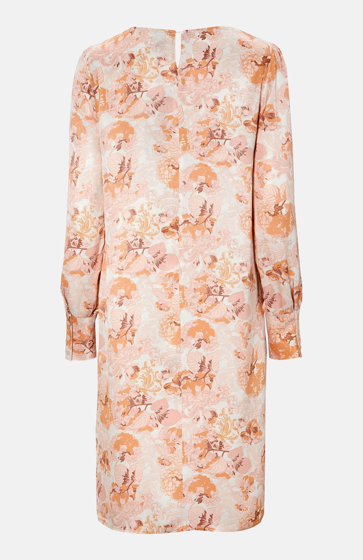 Mønstret kjole Eloise