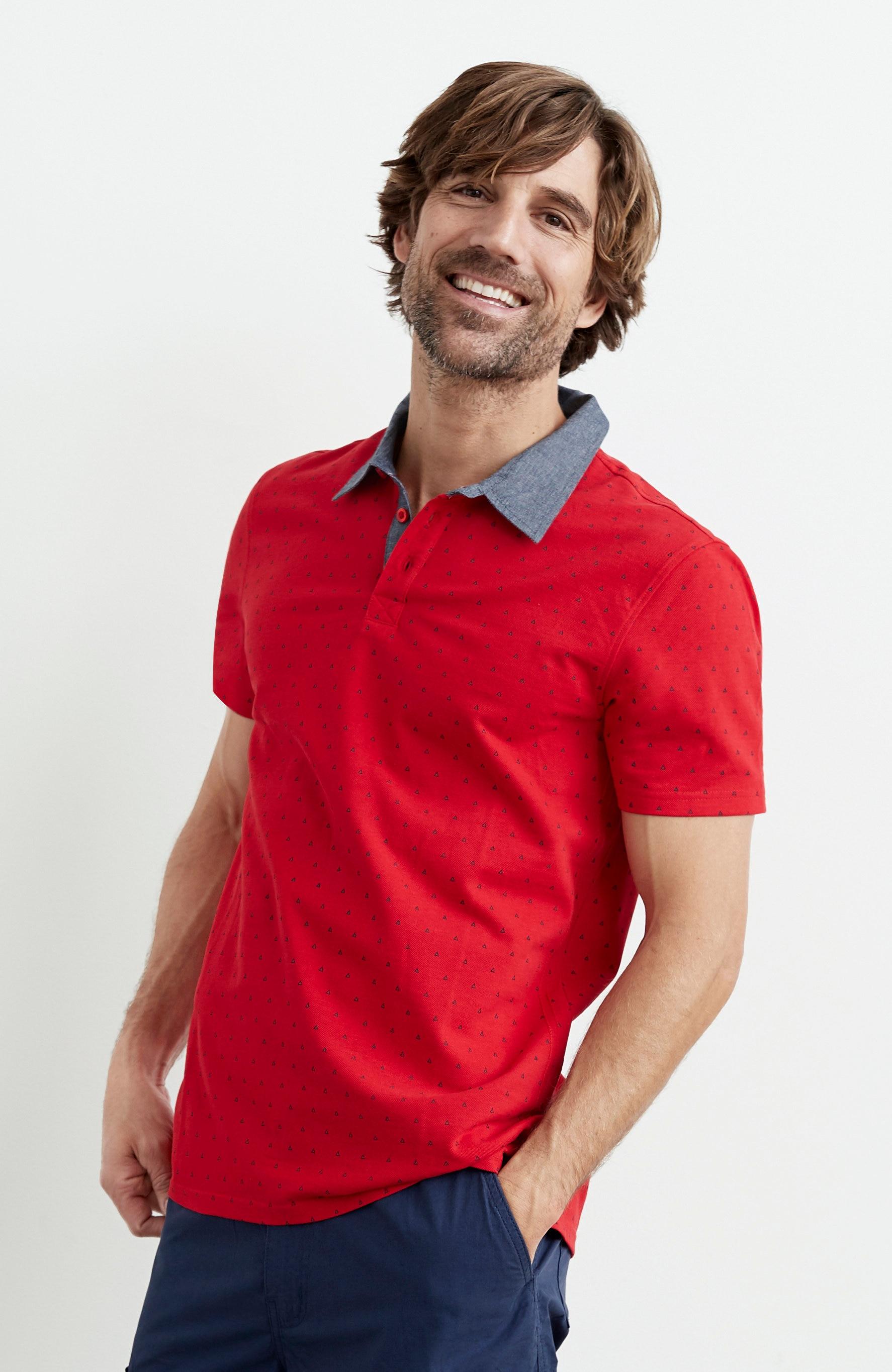 Pikéskjorte